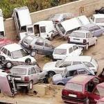 Kaotisk parkering